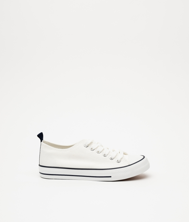 Sneakers Cloudy Roly - Blanco