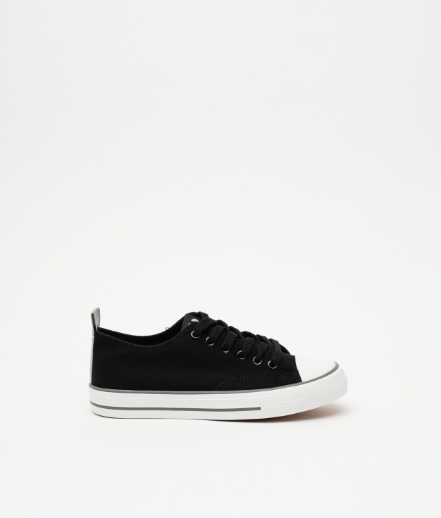 Sneakers Cloudy Roly - Preto