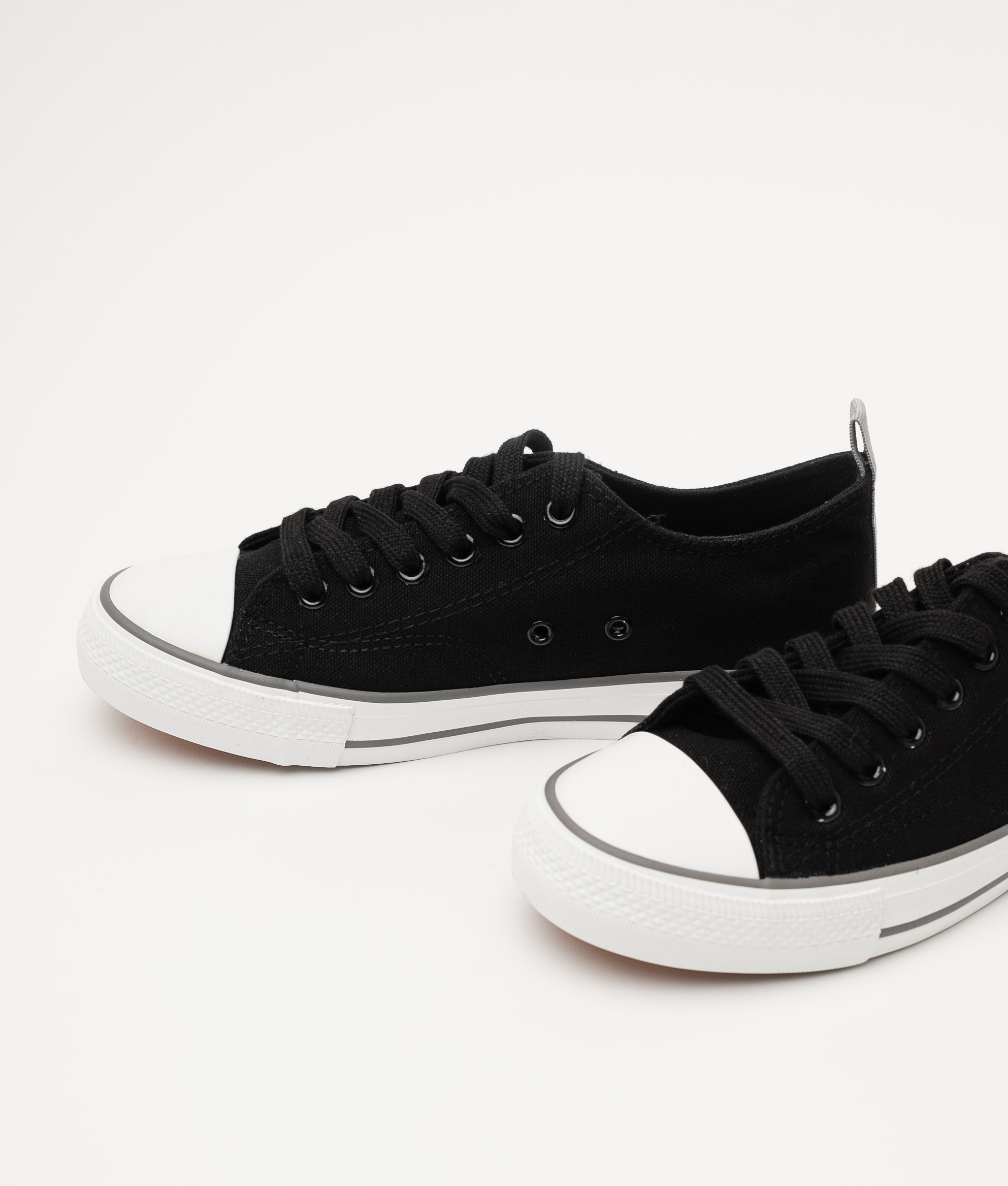 Sneakers Cloudy Roly - Negro