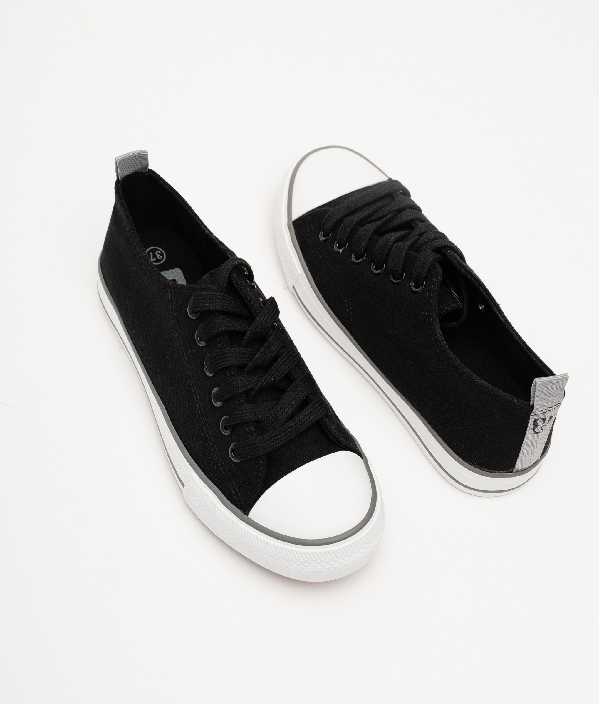 Sneakers Cloudy Roly - Black