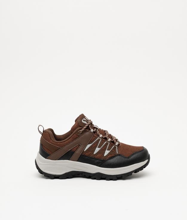 Sneakers Treves Roly - Marrom