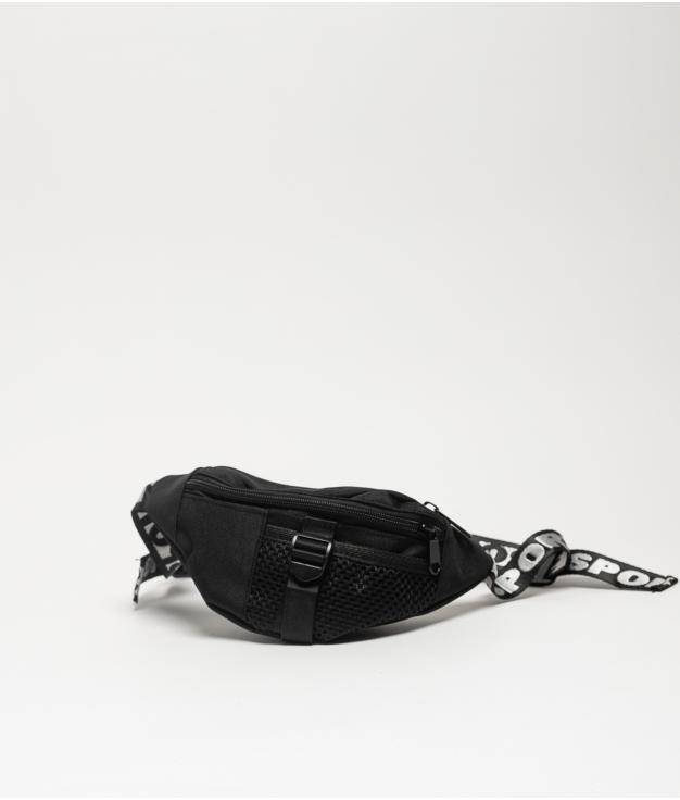 RIA FANNY IVAR - BLACK