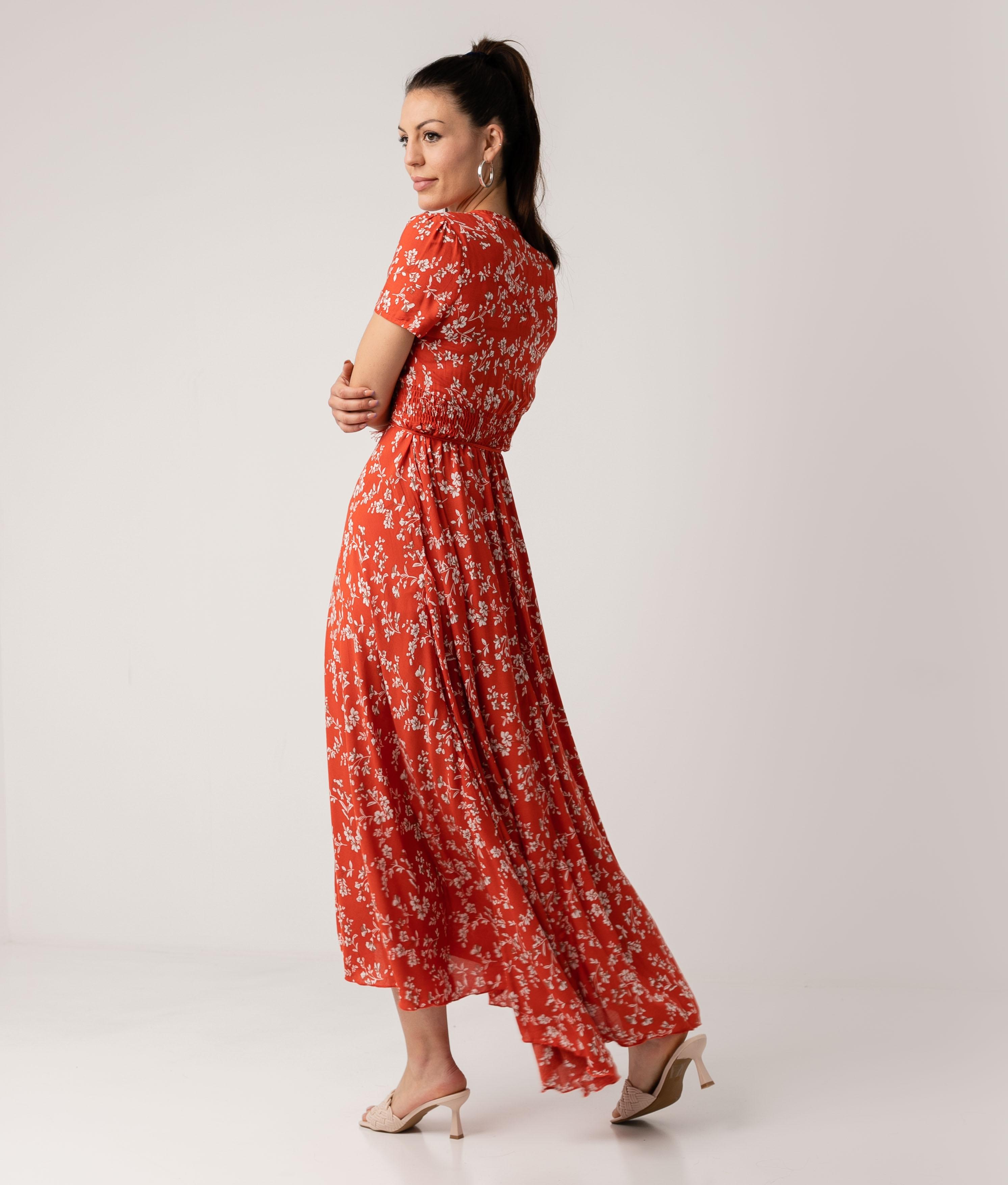 Vestido Mikini - Rojo