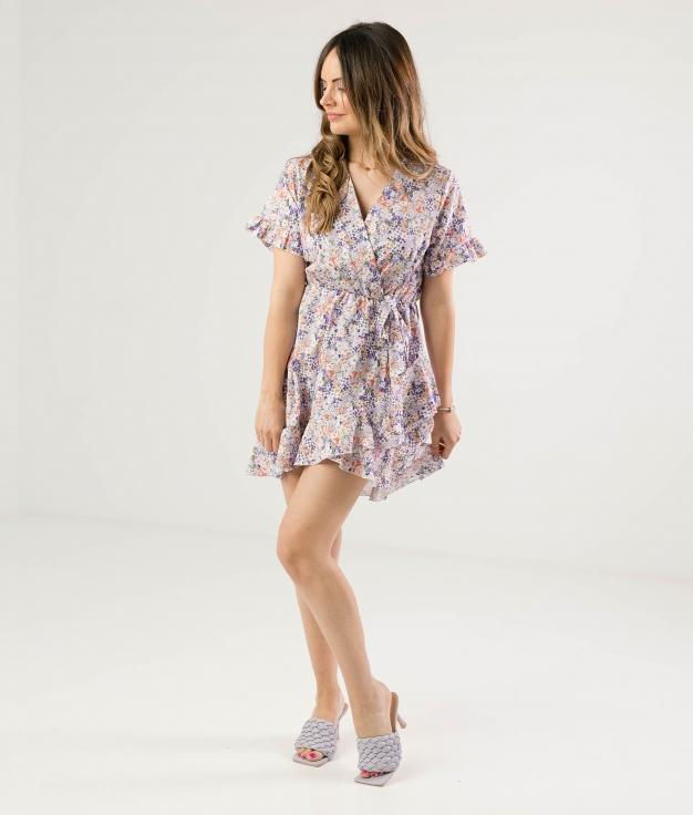 Vestido Xovar - Lila