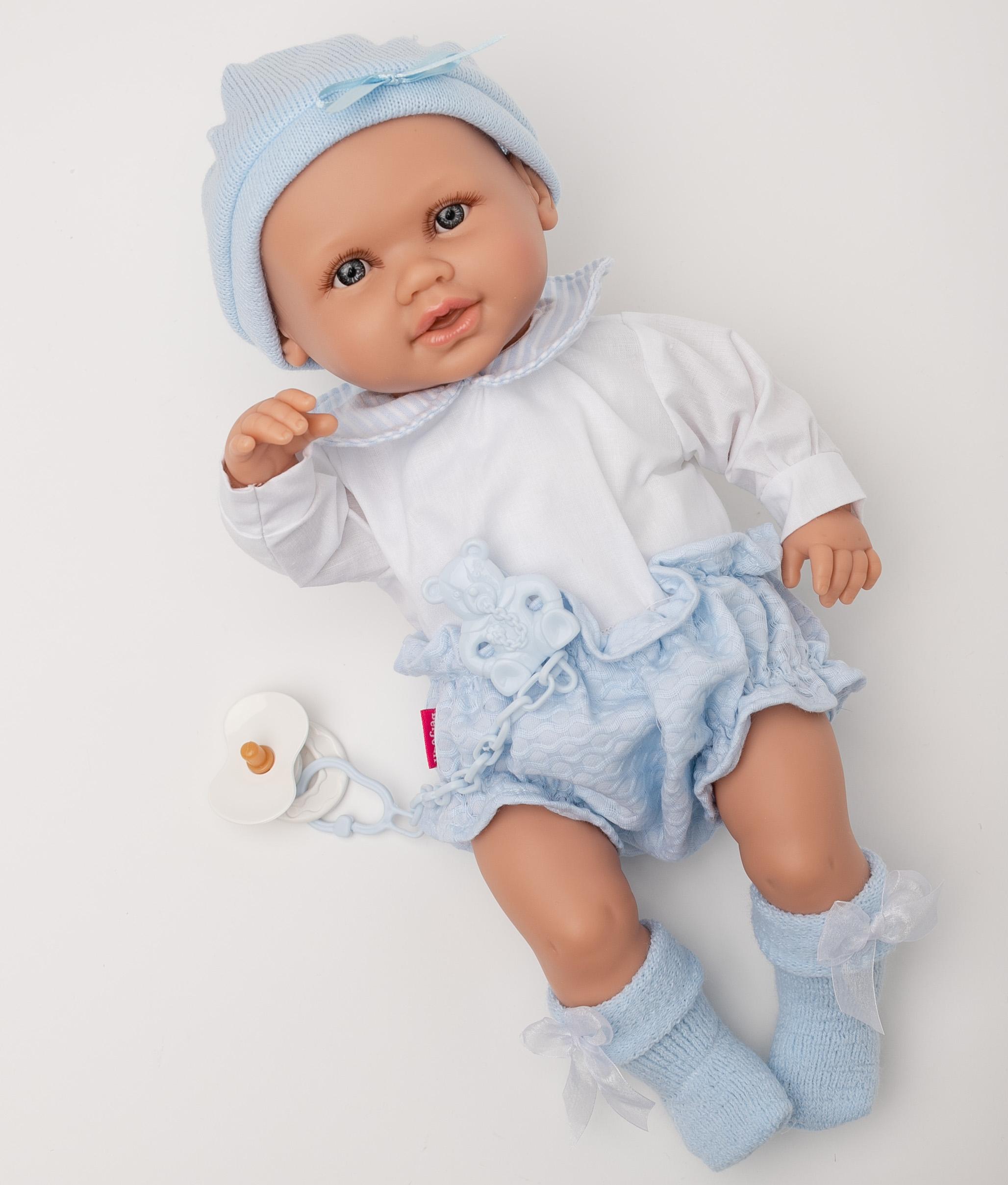 MUÑECO BERJUAN - BABY MARIANNA NIÑO