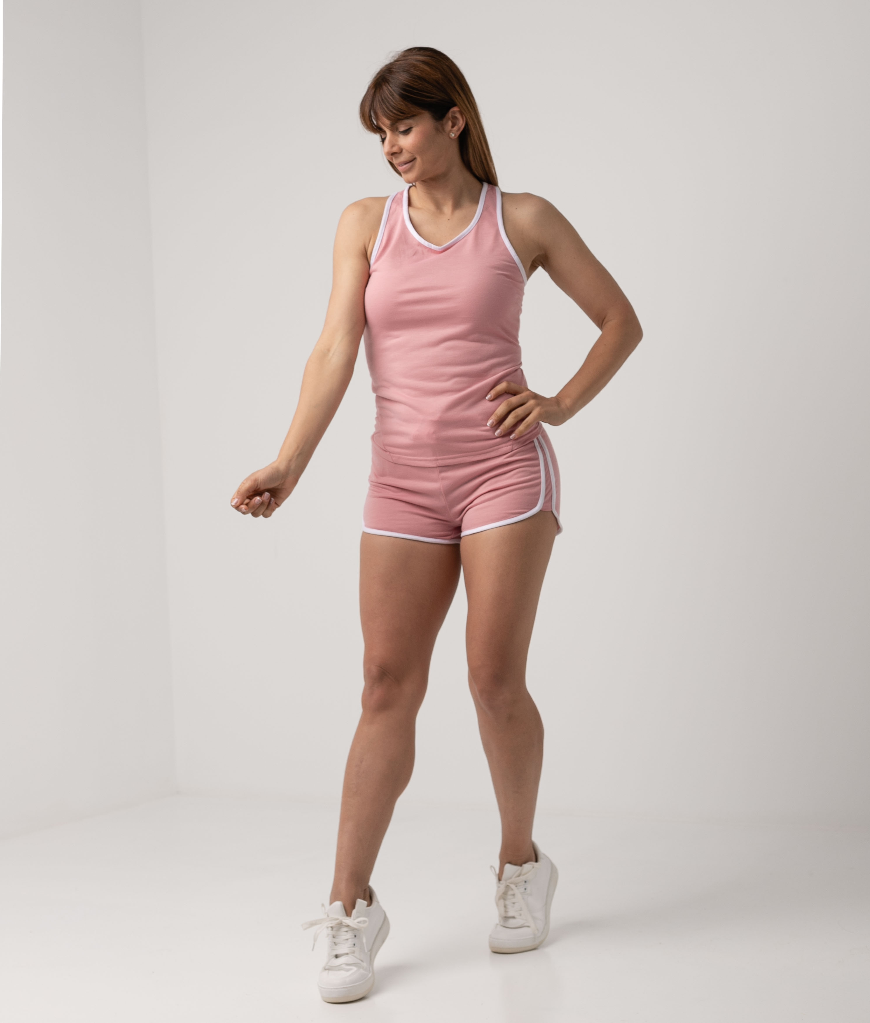 OUTFIT GARBOT - PINK
