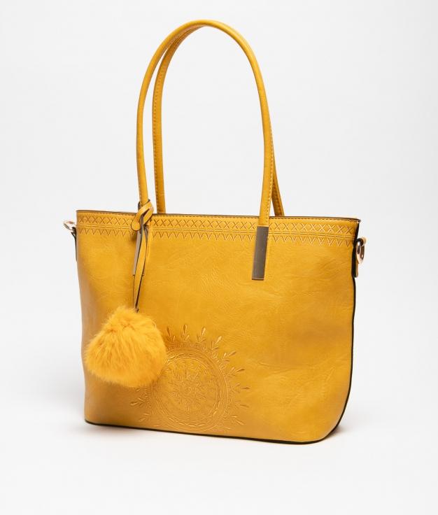 Bolso Siutan - Amarillo