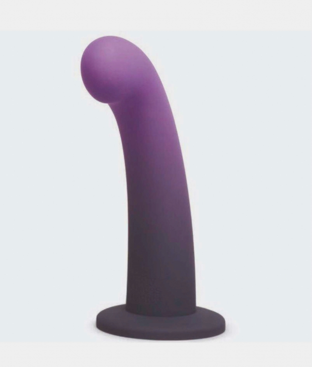 DILDO FIFTY SHADES OF GREY - LILA
