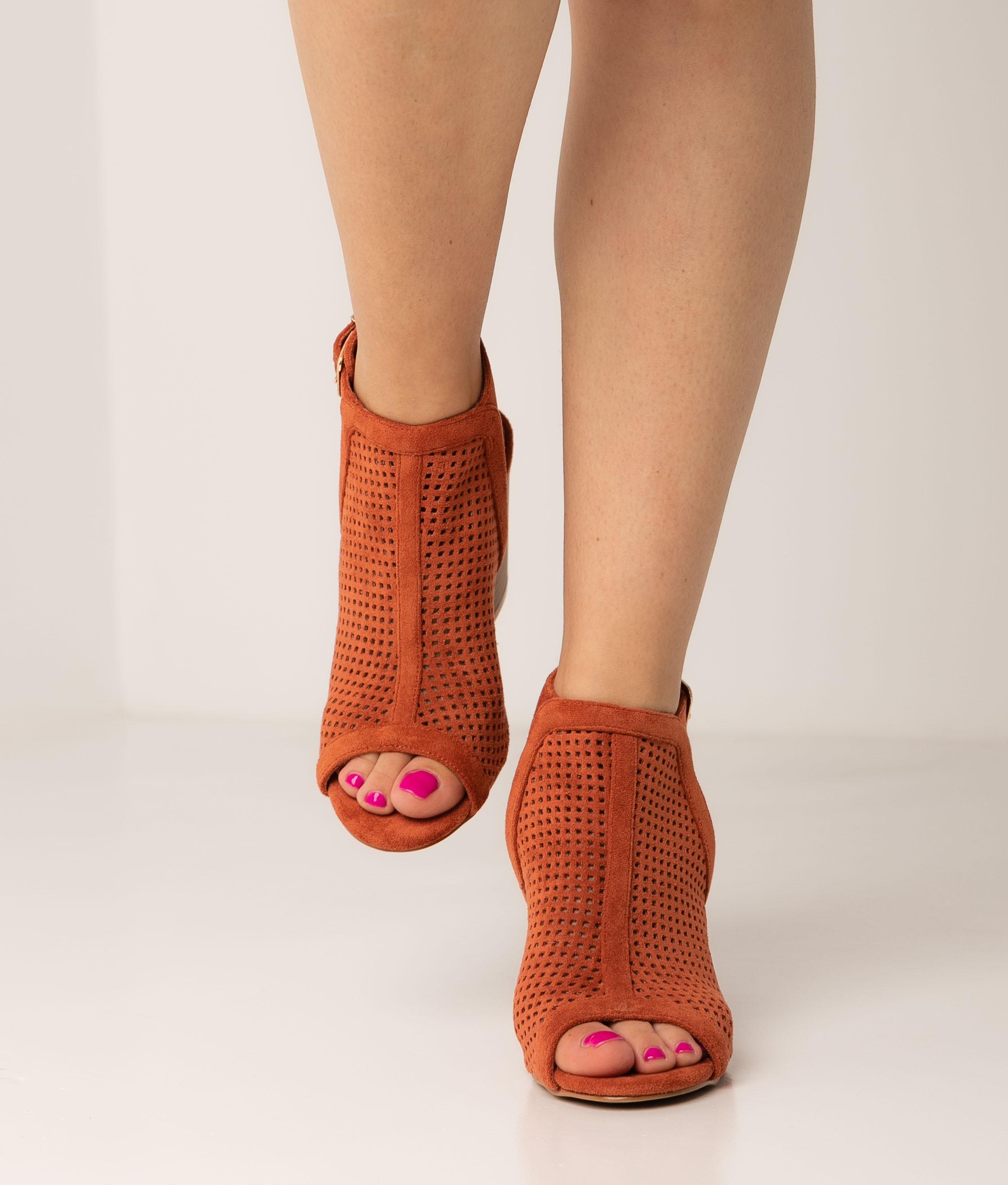 High Sandal Pemba - Orange