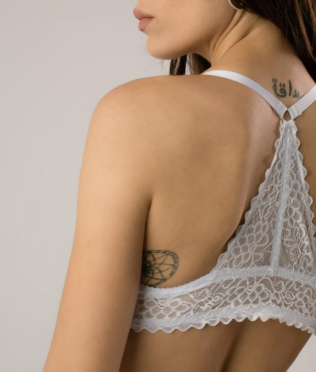 BRA NASPIR - WHITE