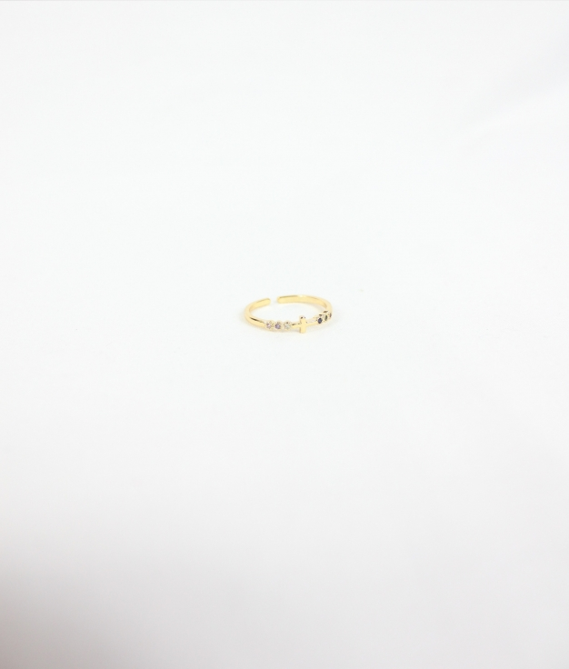 BAGUE TARY - D'OR