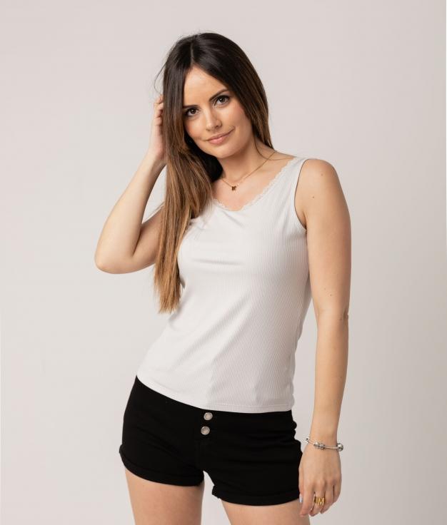 Camiseta Himer - Gris