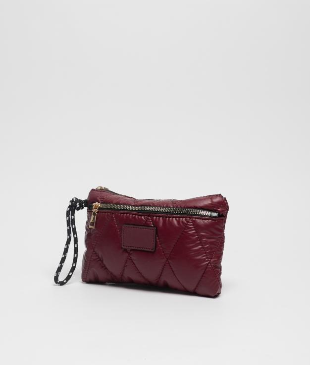 tonay purse - garnet