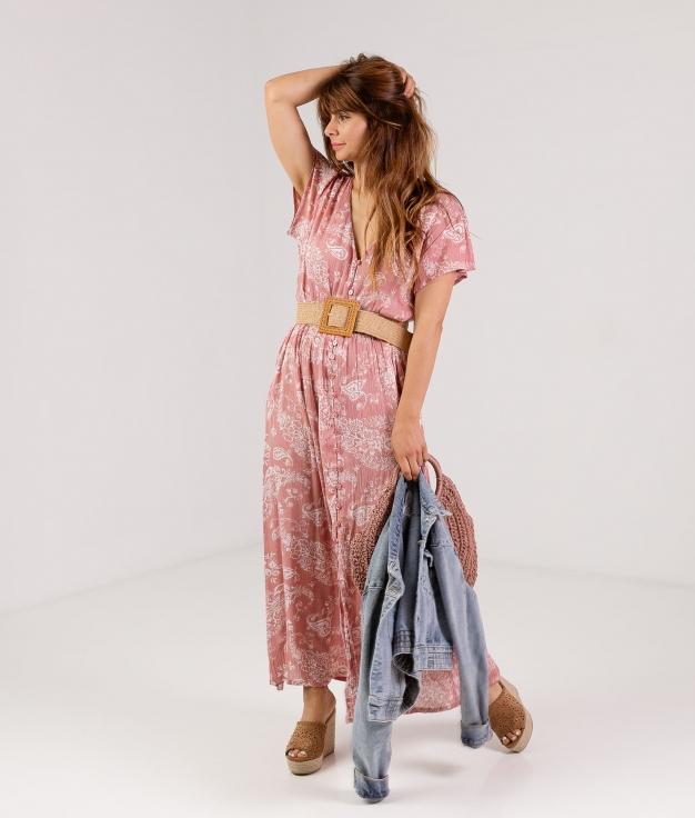 DRESS YUNSER - PINK