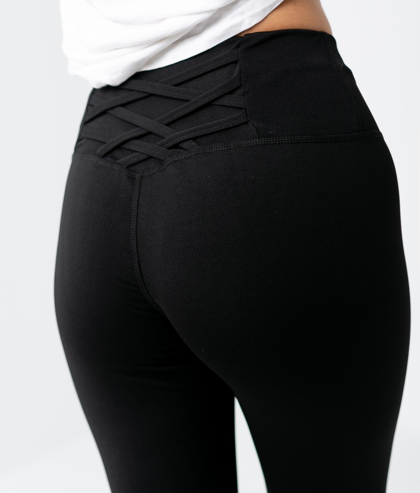Tritea leggins - Black