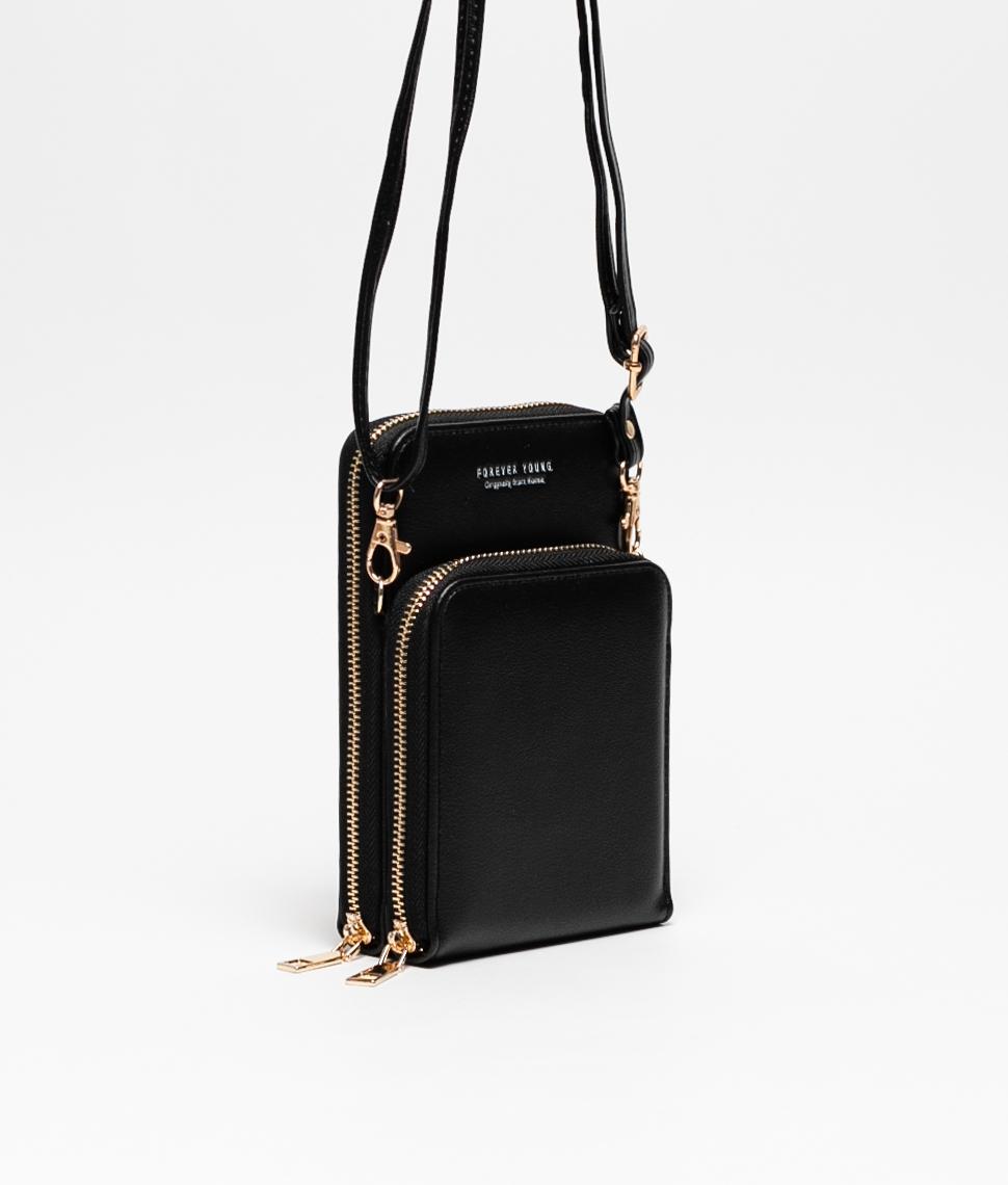 Wallet Mobile Holder Arcadi - Black