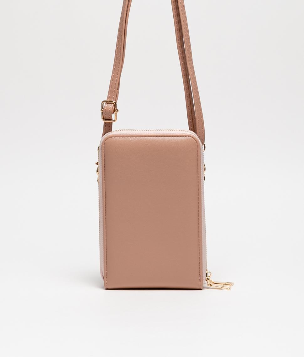Wallet Mobile Holder Arcadi - Pink
