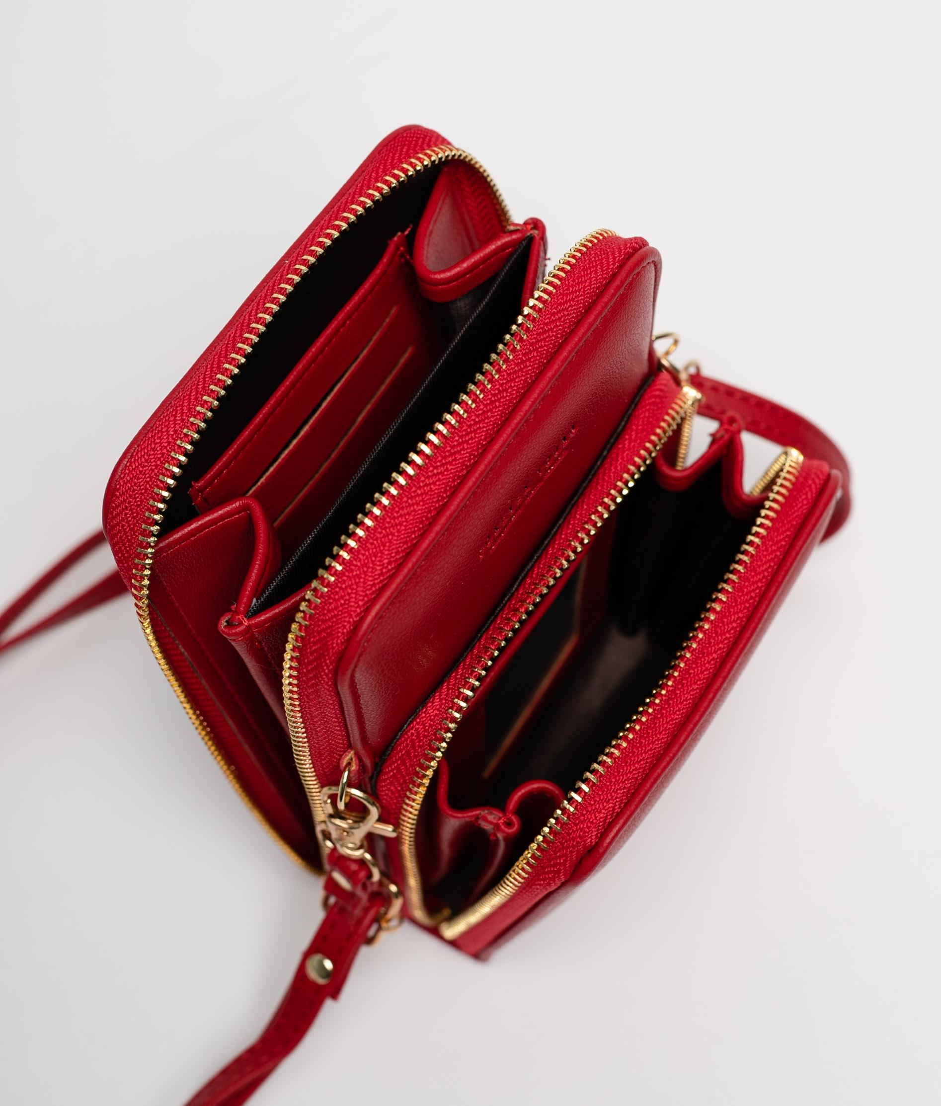 Wallet Mobile Holder Arcadi - Red