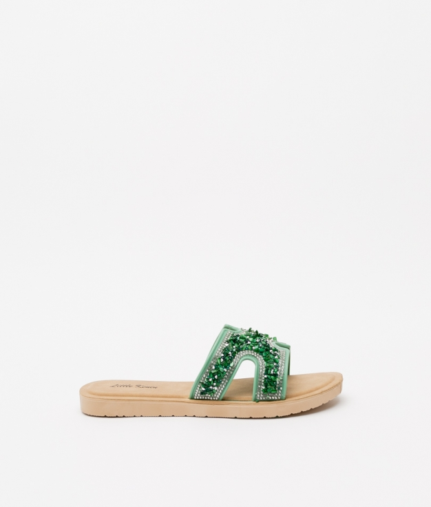 KEKA SANDAL - GREEN