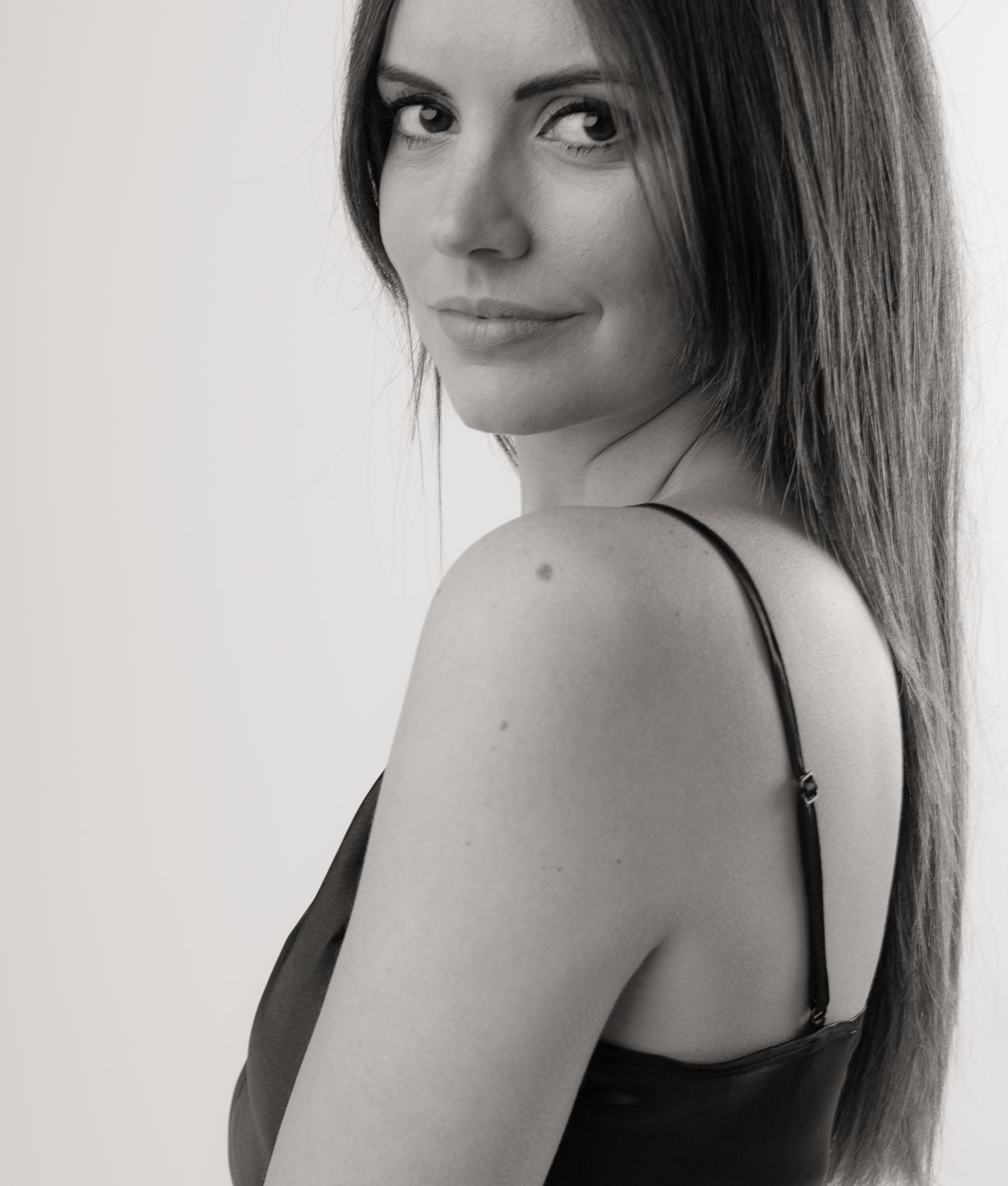CAMISOLA KIMBER - PRETO