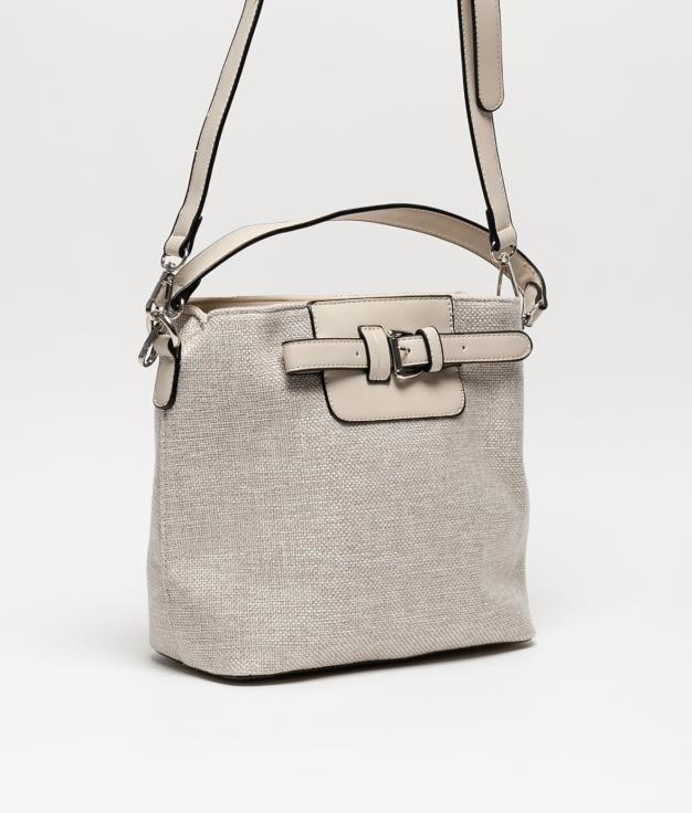 Bolsa Yalve - Cinzento