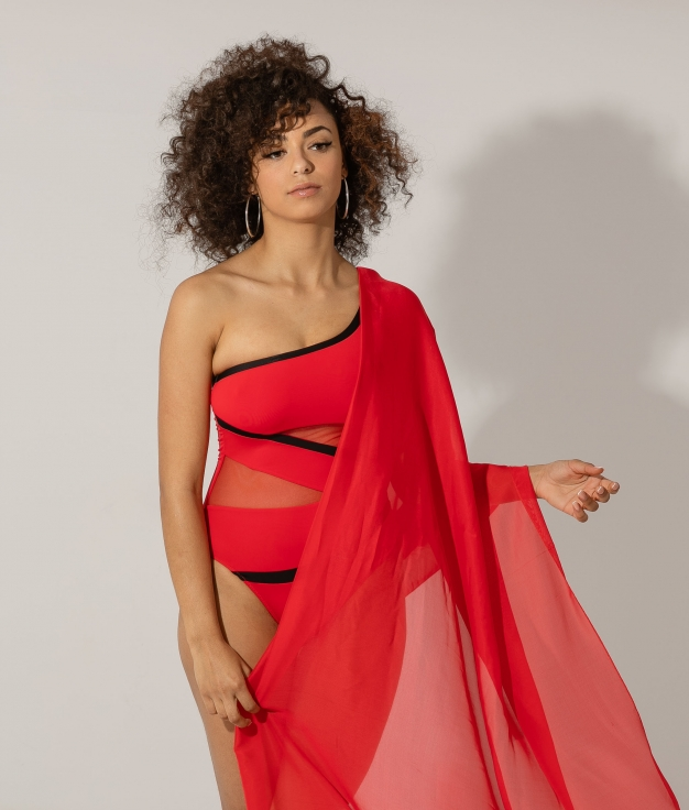 SWIMSUIT PROVELIR - RED
