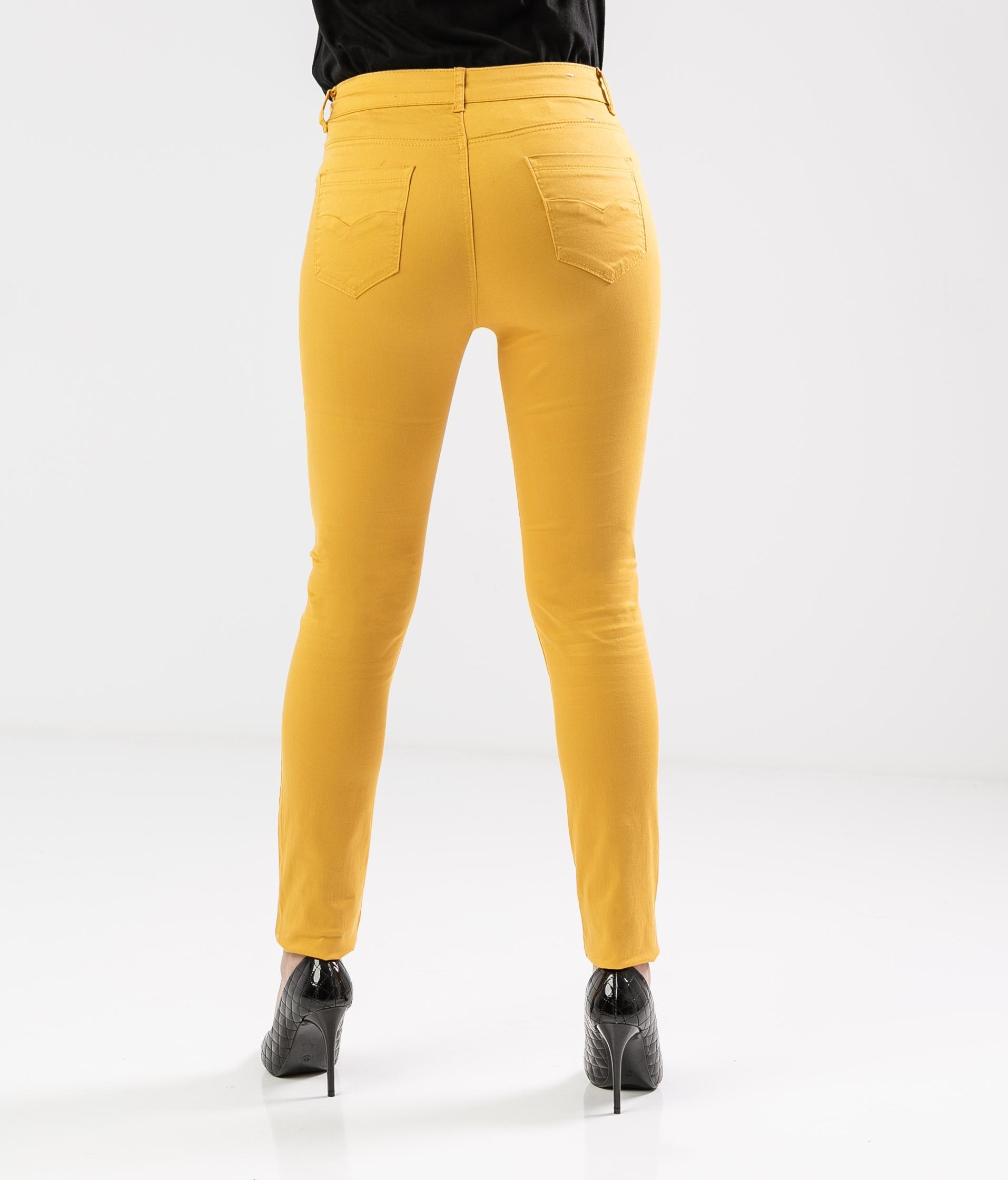 Pantalón Burun - Giallo