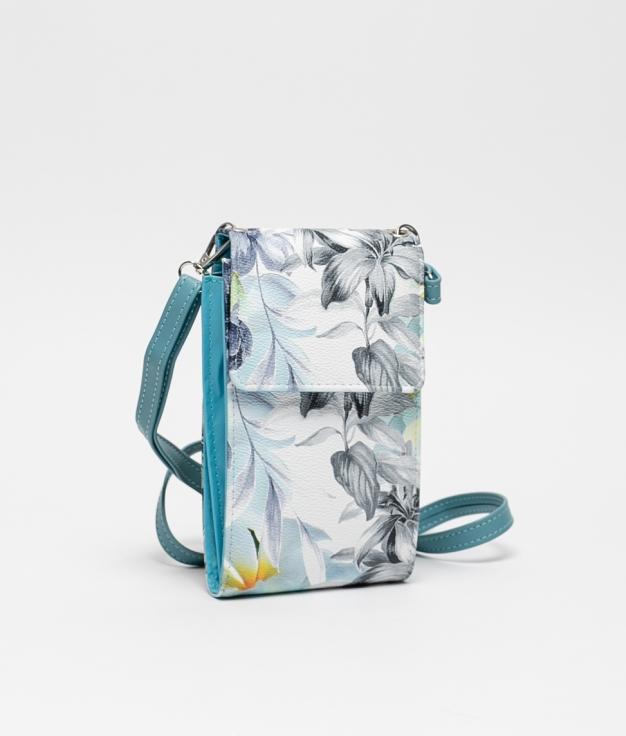 sweet mobile holder - light blue