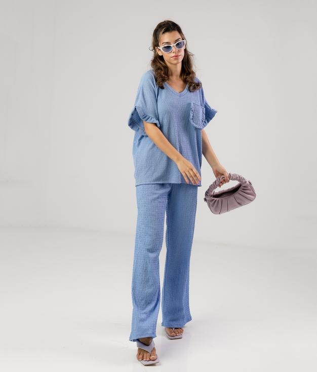Pantalón Kinbese - Blue