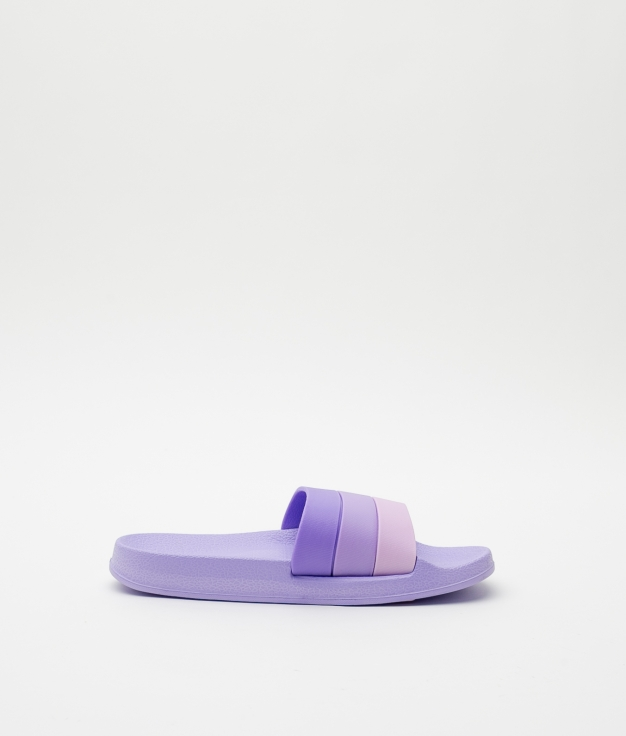 PANTOUFLE FORMENTOR - LILAS