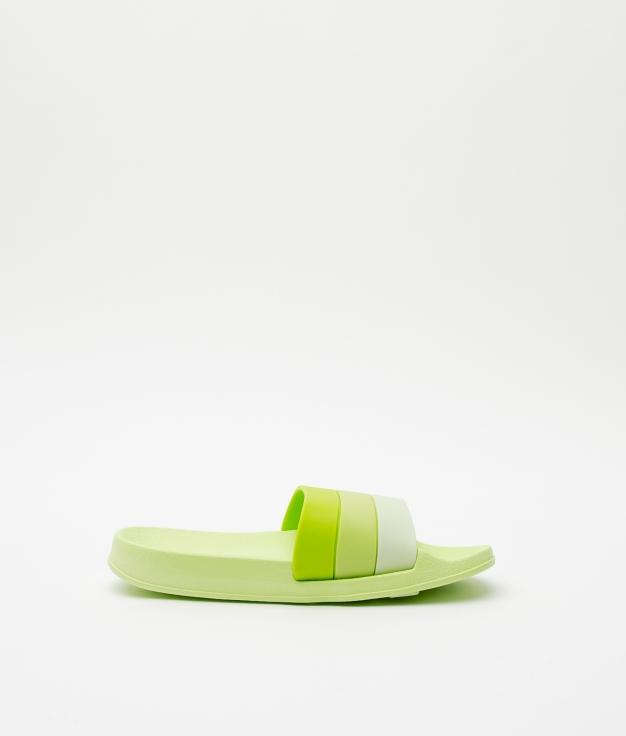 SLIPPER FORMENTOR - GREEN