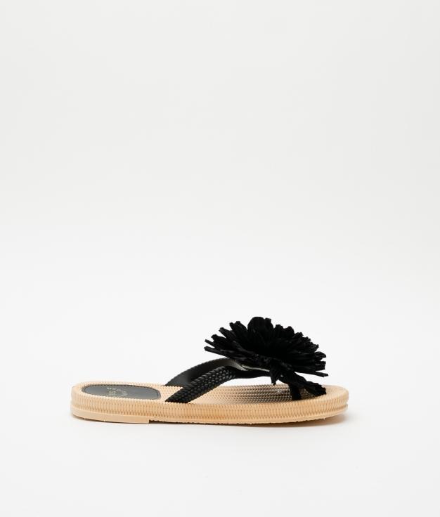 SANDAL FLONDI - BLACK