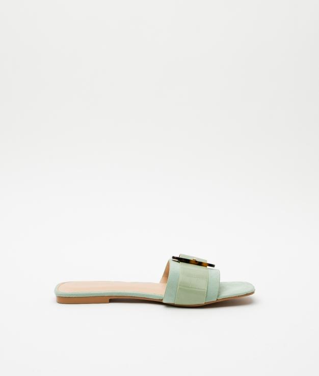 UCLE SANDAL - GREEN
