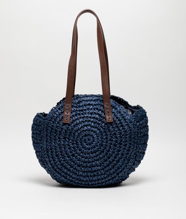 BOLSO FEROE - NAVY BLUE