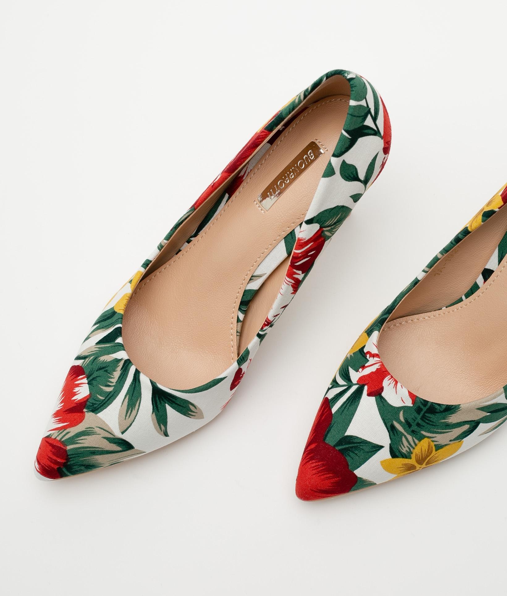 Shoe Ninove - White