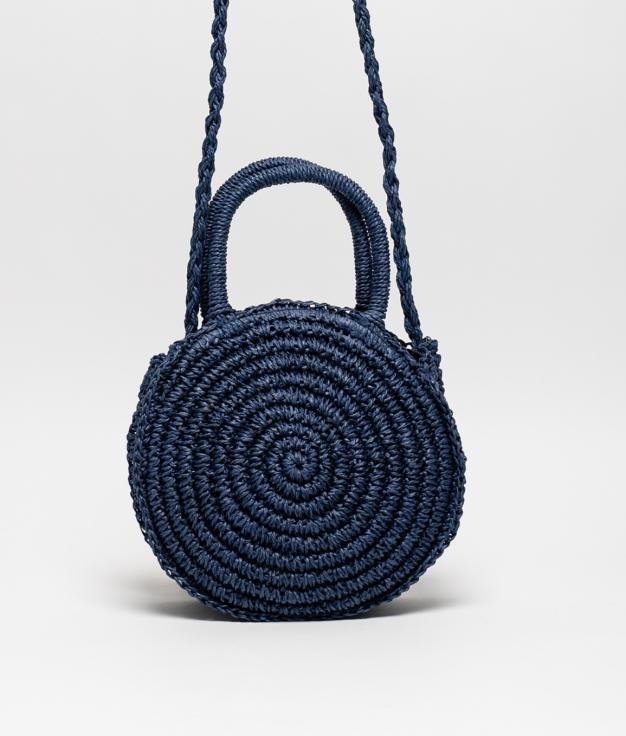 Bag Marshall - Navy blue