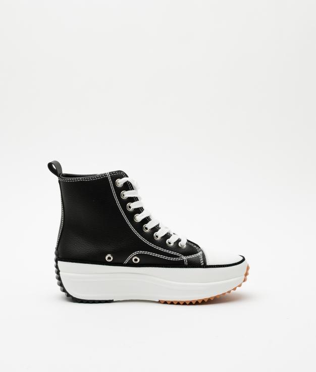 Sneakers Konder - Negro Polipiel