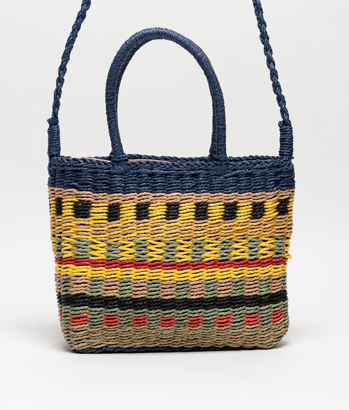 Bag Cies - Navy blue