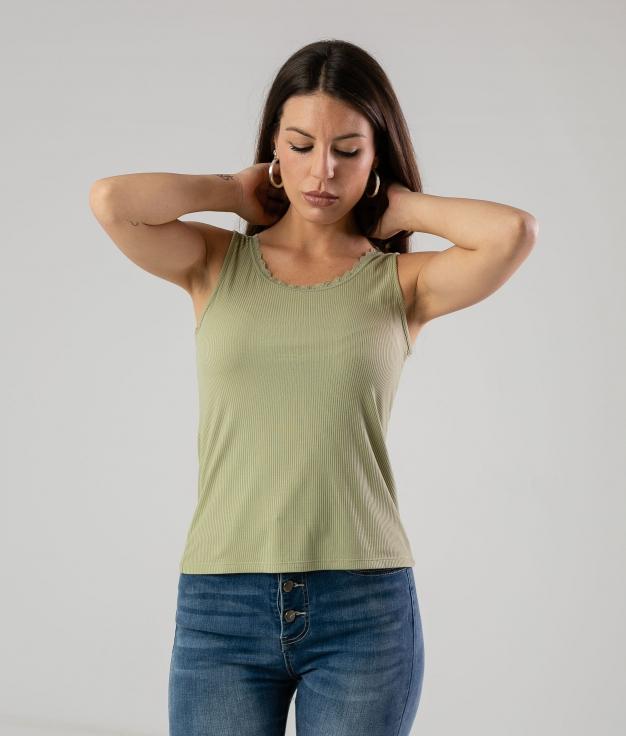 Camiseta Himer - Vert