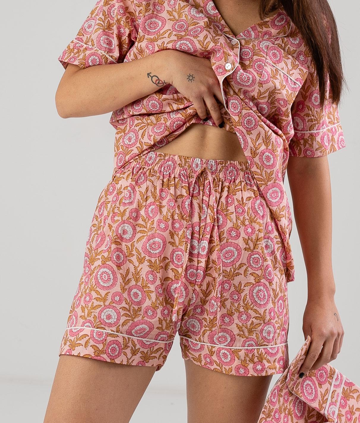 Pijama Ritrea - Pink