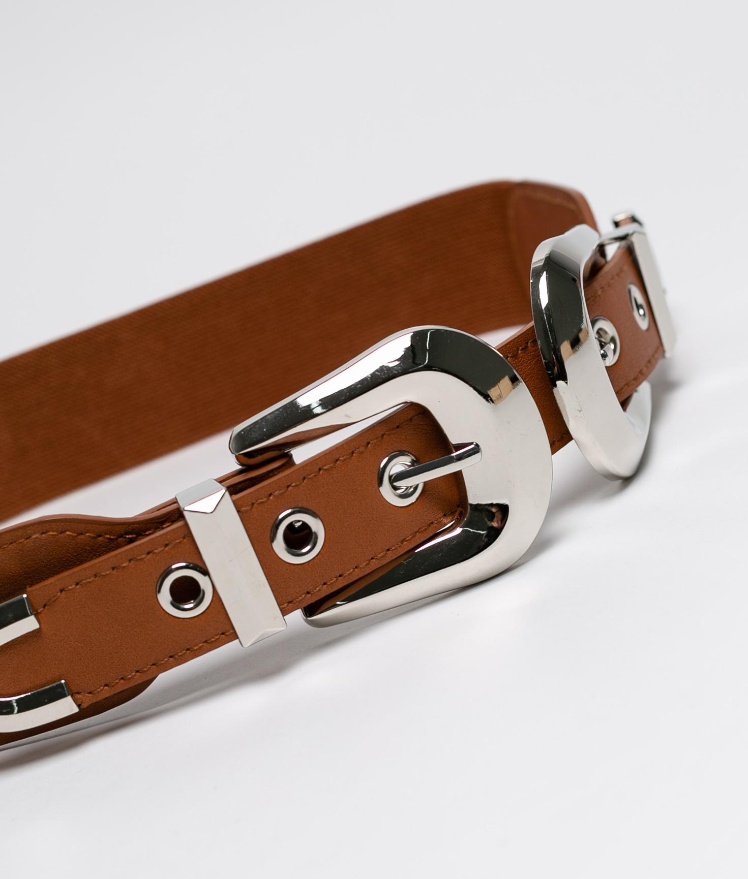 Shiam Belt - Silver