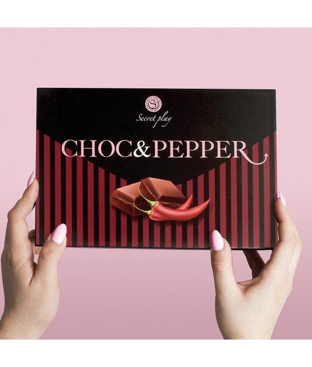 JUEGO ERÓTICO CHOC&PIPER