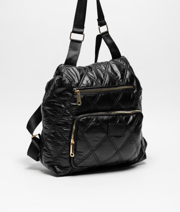 sac à dos antivol cadis - noir