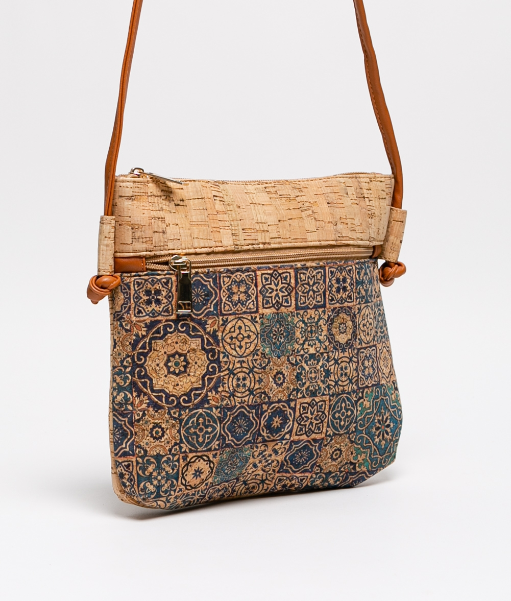 Morocco Bag - Navy Blue 3