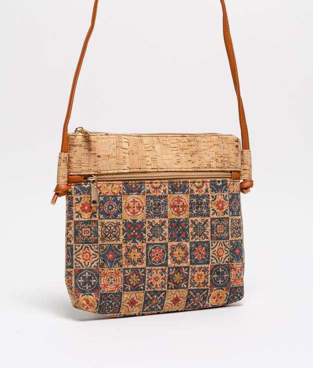 Morocco bag - natural 4