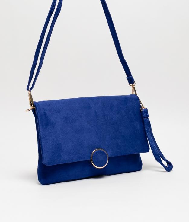 Portefeuille à main NIMA - bleu