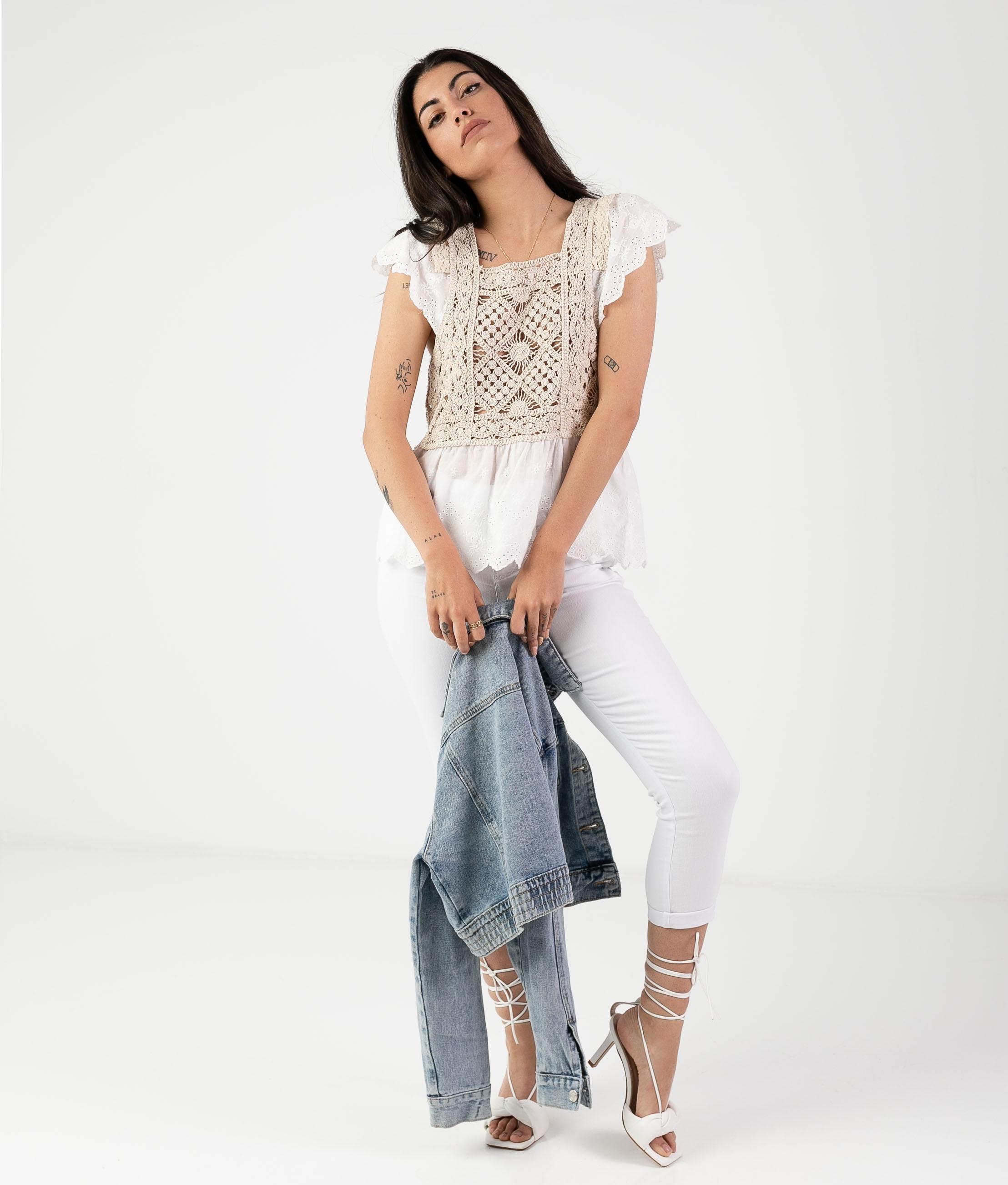 Camicia Marilis - Bianco