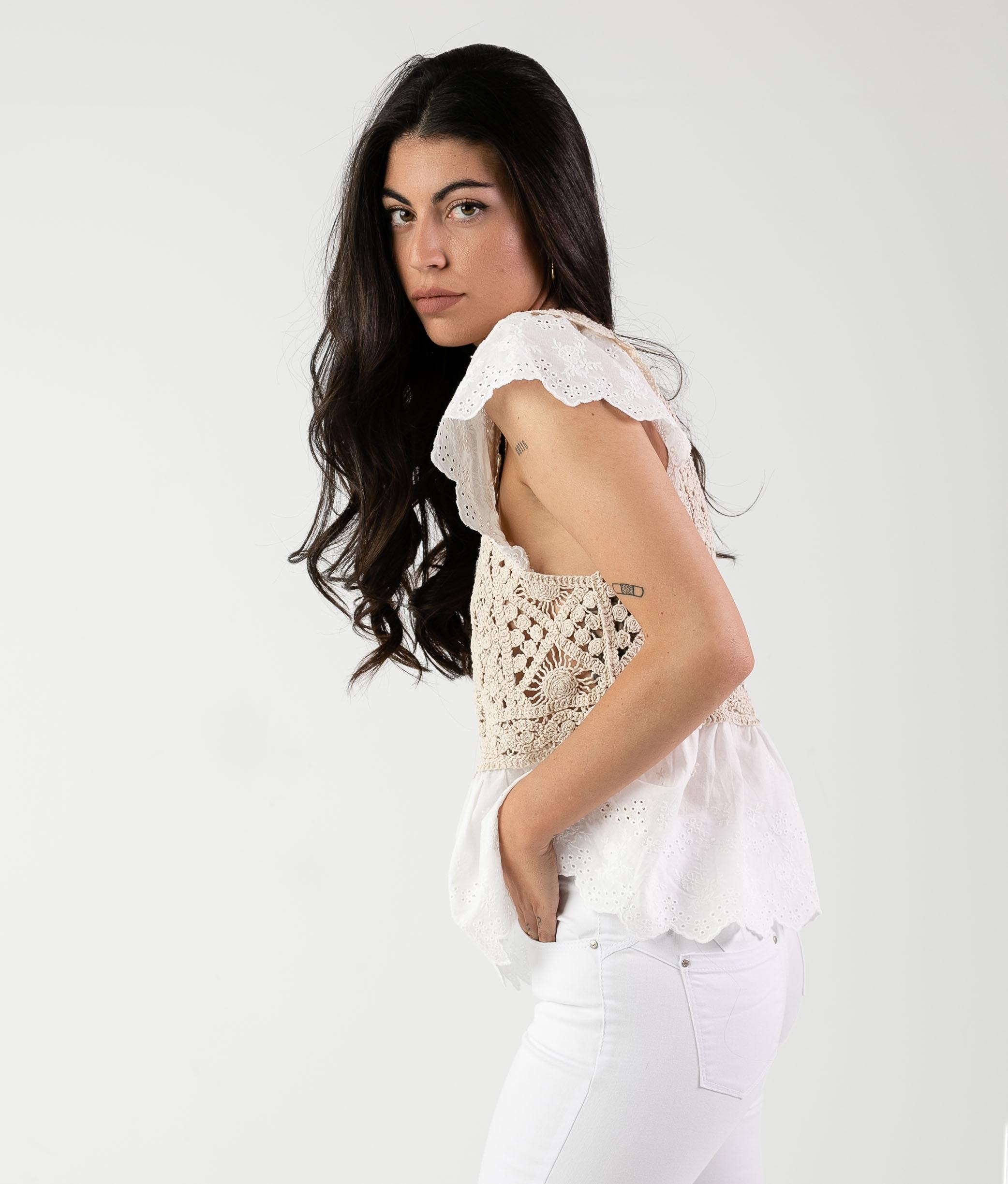 Brines Marilis - White