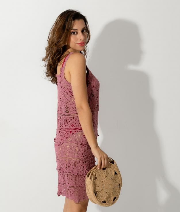 ESTRELA DRESS - PINK