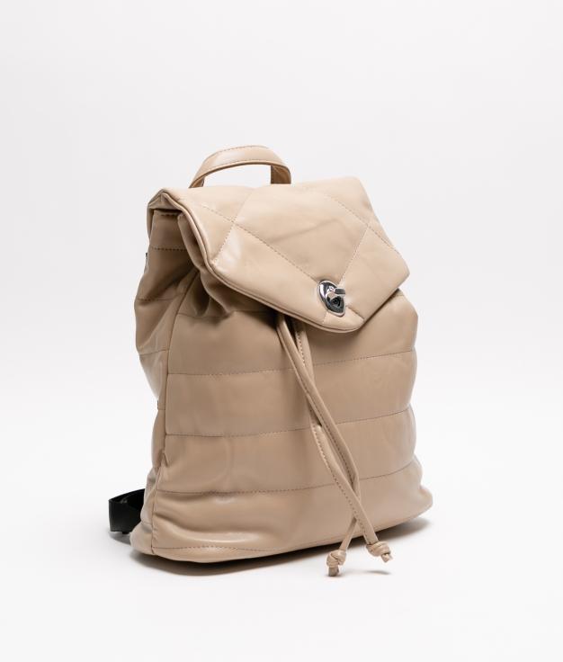 Backpack Alborán - Beige